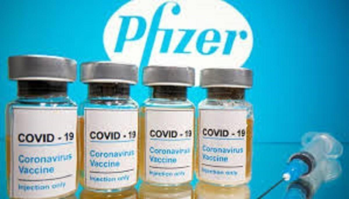 محموله جدید واکسن فایزر به دبی رسید